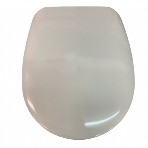 Lecico Avante Garde Toilet Seat In White - Model STWHAG
